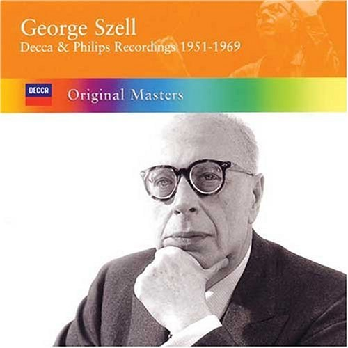 George Szell: Decca & Philips Recordings 1951-1969