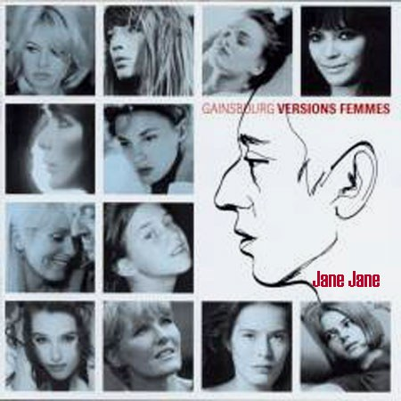 Gainsbourg.Versions.Femmes
