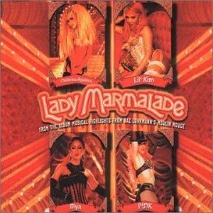 Christina Aguilera... - Lady Marmalade [Germany CD]