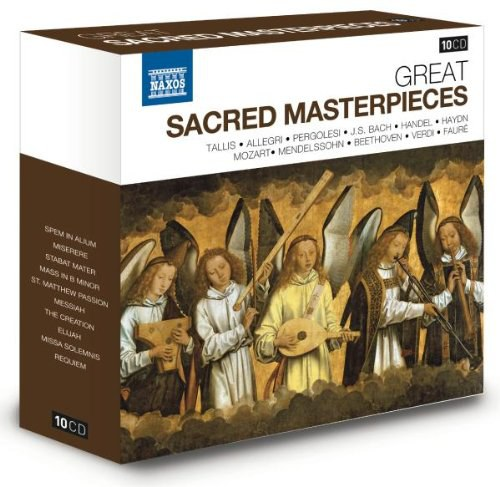 Various - Great Sacred Masterpieces