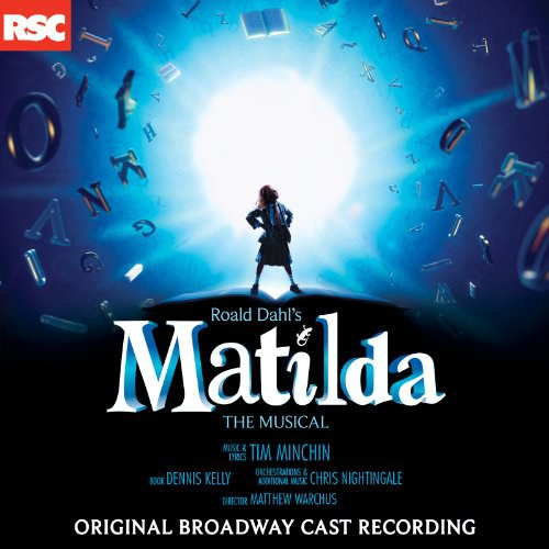 Bertie Carvel... - Matilda (2013 Original Broadway Cast)