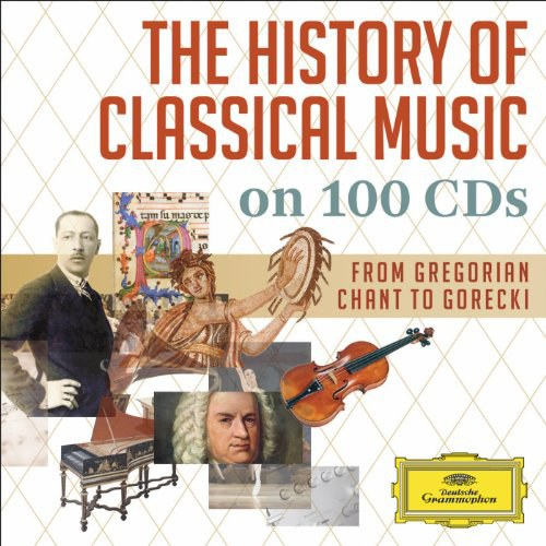 Various Artists - History of Classical Music on 100 CDs