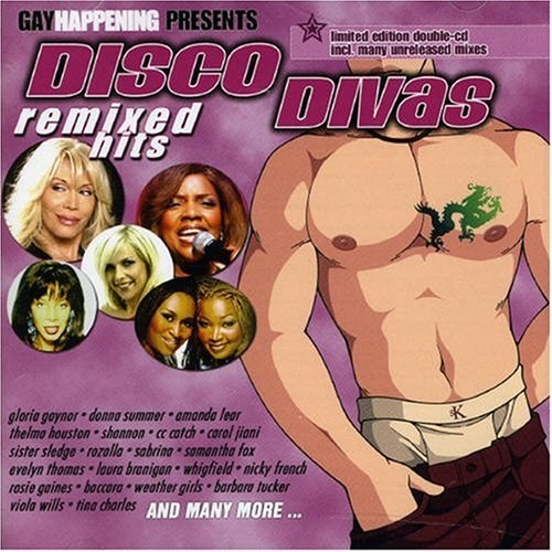 Gay Happening Presents Disco Divas Remixed Hits