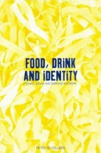 Food, Drink and Identity
