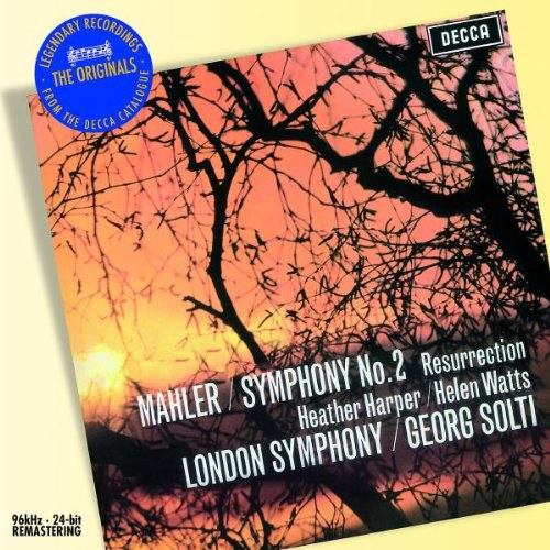 Mahler: Symphony No. 2 Resurrection