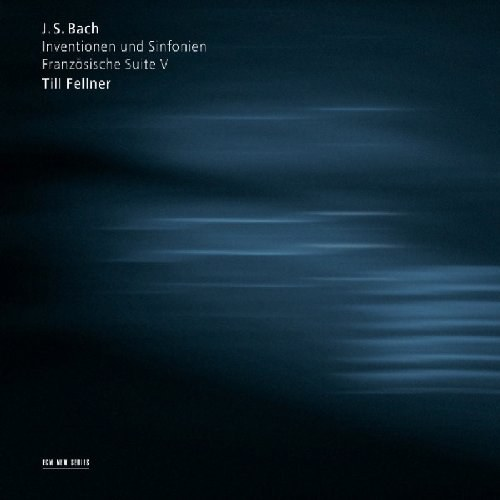 J.S. Bach: Inventions + French Suite V