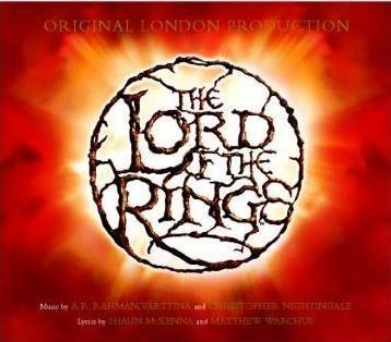 Original London Cast - Lord of the Rings - Original London Cast Recording with Bonus DVD