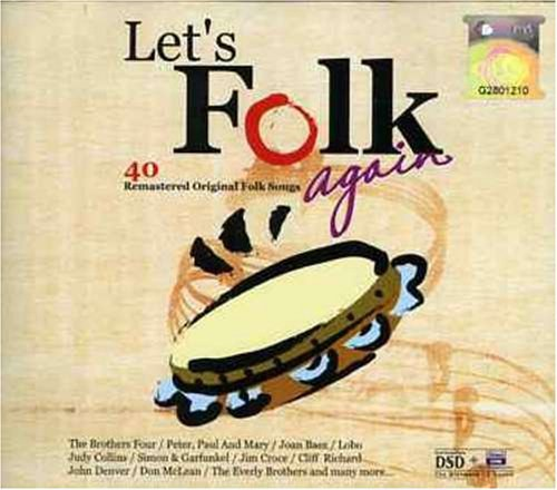 Various Artists - Let's Folk Again