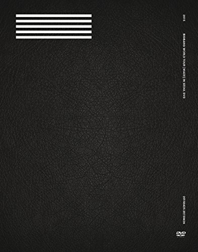 BIGBANG (ビッグ・バン) - 2015 Big Bang World Tour - Made In Seoul (3DVD) (Korea Version)