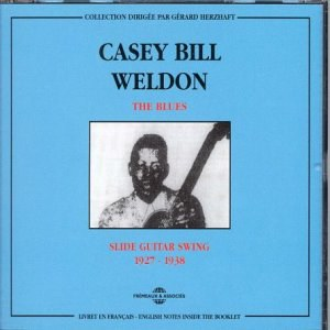 Casey Bill Weldon - Slide Swing Guitar 1927-38