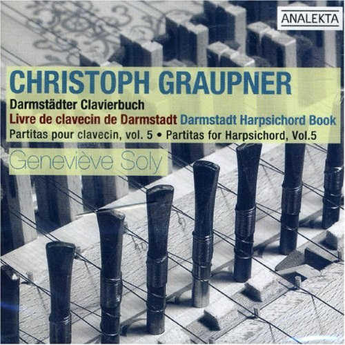 Graupner: Music for Harpsichord, Vol. 5
