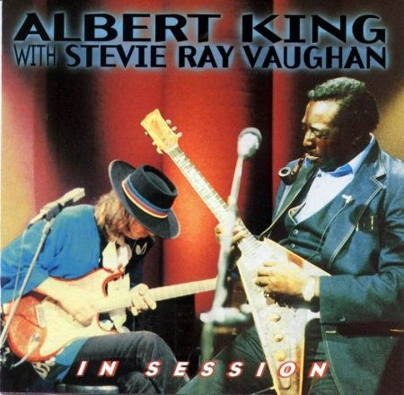 Albert King... - In Session