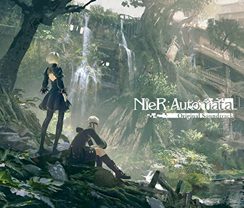 MONACA - NieR:Automata Original Soundtrack