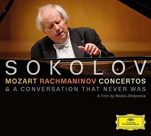 Grigory Sokolov - Mozart/ Rachmaninov: Concertos/ A Conversation that Never Was