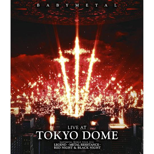Live at Tokyo Dome(Red Night & Black Night)