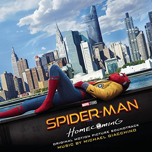 迈克·吉亚奇诺 Michael Giacchino - Spider-Man: Homecoming (Music from the Motion Picture)