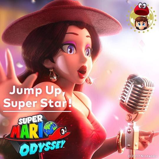 Jump Up, Super Star! - Single