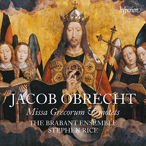Brabant Ensemble... - Jacob Obrecht: Missa Grecorum & motets