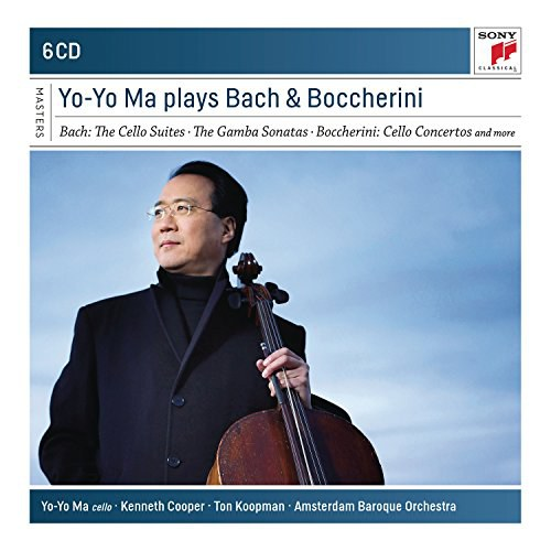 Yo-Yo Ma Plays Bach & Boccherini