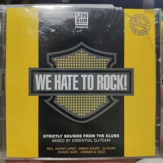 Various Artists - WE HATE TO ROCK!