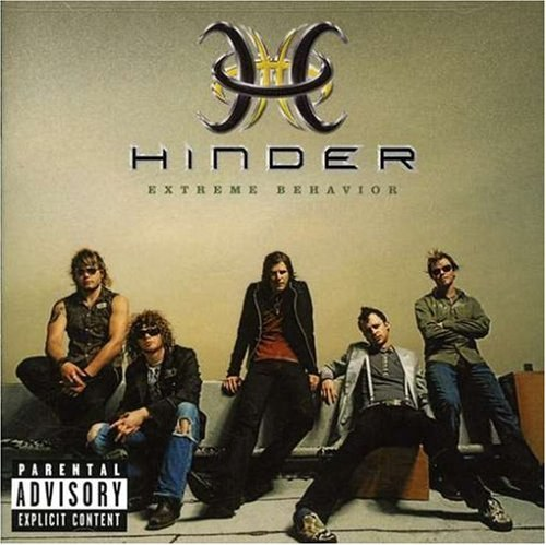 Hinder - Extreme Behavior (W/Dvd) (Dlx)