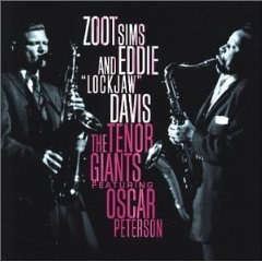 Zoot Sims - Tenor Giants Featuring Oscar Peterson [Best of]
