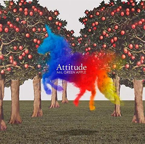 Mrs. GREEN APPLE - Attitude(通常盤)