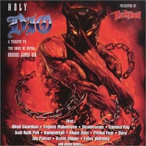 Holy Dio - A Tribute To the Voice Of Metal : Ronnie-James Dio