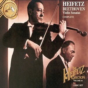 Ludwig van Beethoven... - Heifetz Collection: Beethoven Violin Sonatas