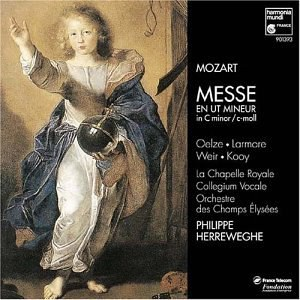 Mozart: Messe in C minor / Herreweghe