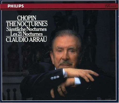 Claudio Arrau - Chopin: The Nocturnes
