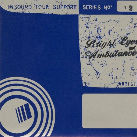 Insound Tour Support Series No. 12