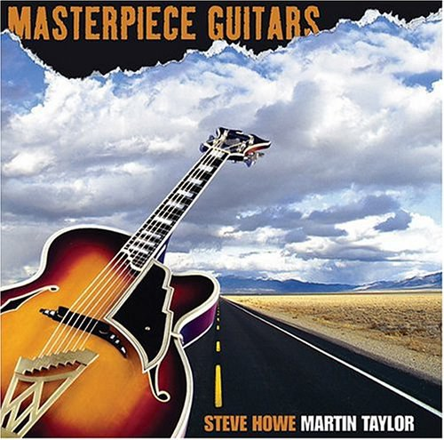 Steve Howe... - Masterpiece Guitars
