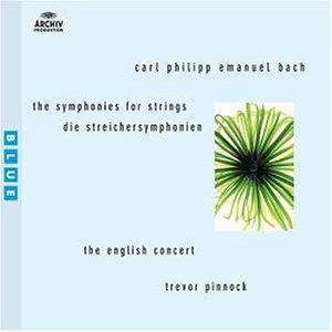 C. P. E. Bach: The Symphonies for Strings