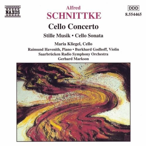 SCHNITTKE: Cello Concerto / Stille Musik / Cello Sonata