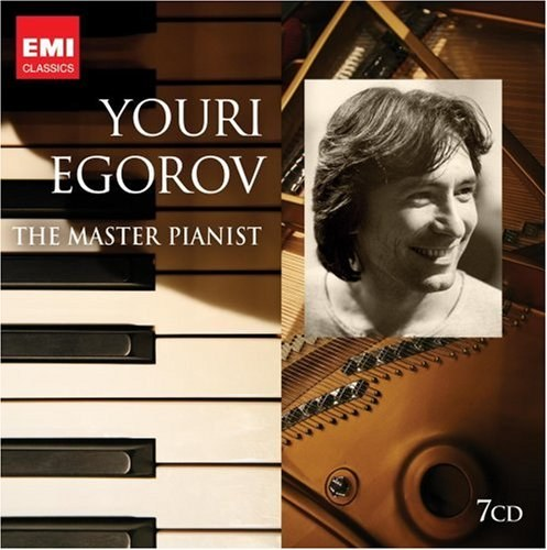 Youri Egorov - Youri Egorov - The Master Pianist [Box Set]