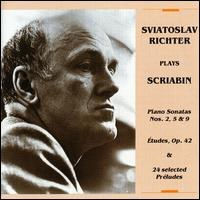 Richter Plays Scriabin