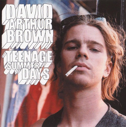 David Arthur Brown - Teenage Summer Days