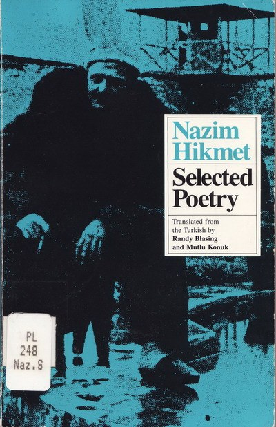 Nazim Hikmet Selected Poetry