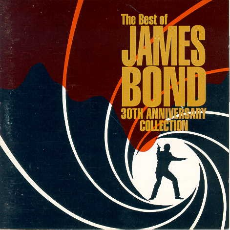 James Bond - The Best Of James Bond: 30th Anniversary Collection