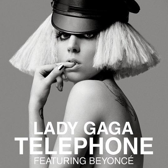Lady Gaga... - Telephone