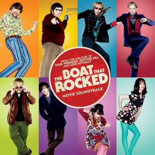 Original Soundtrack - The Boat That Rocked