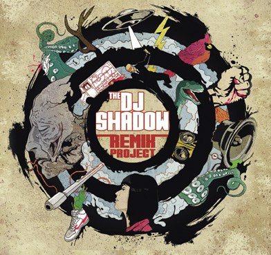DJ Shadow - The DJ Shadow Remix Project