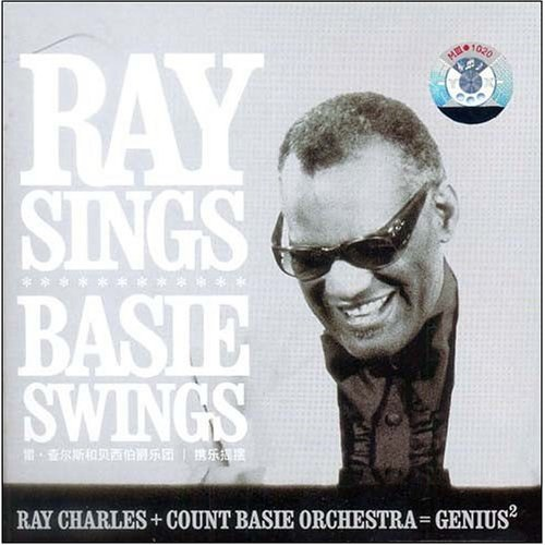 Ray Charles... - Ray Sings Basie Swings