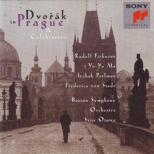 Rudolf Firkušný... - Dvorák in Prague: A Celebration