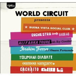 Various Artists - World Circuit Presents