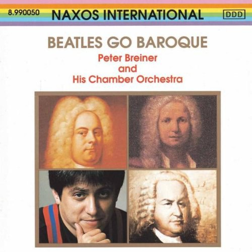 Peter Breiner And His Chamber Orchestra - Beatles Go Baroque