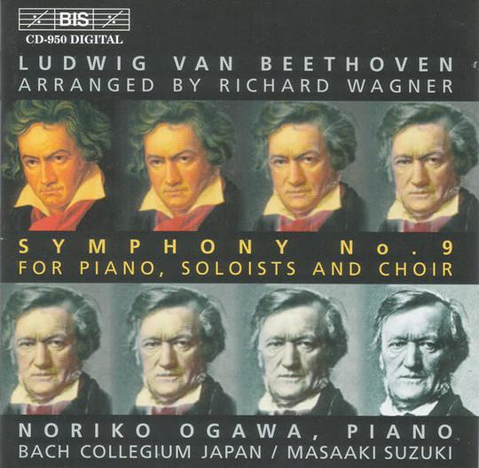 Beethoven Symphony No.9(arr. by Wagner)
