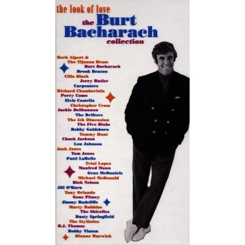 Burt Bacharach - The Look of Love: The Burt Bacharach Collection