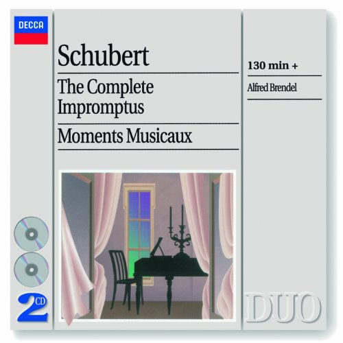 Alfred Brendel - Schubert: The Complete Impromptus; Moments Musicaux